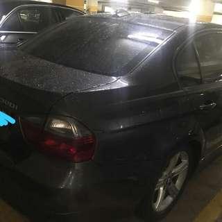 BMW E90 320