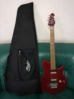 Guitar Electric Sterling by Music Man AX40