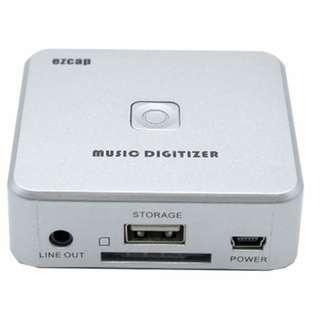 Music Digitizer USB音頻採集盒 - 無需電腦 - No Computer is required - S06202