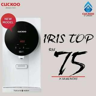 Promo Iris Top 75