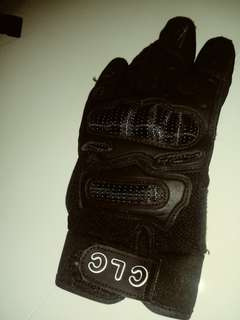 Left Hand glove