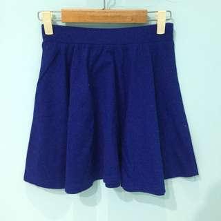Rok Blue Skirt