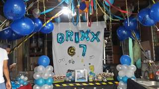 BALLOON DECORATOR/PARTY ORGANIZER