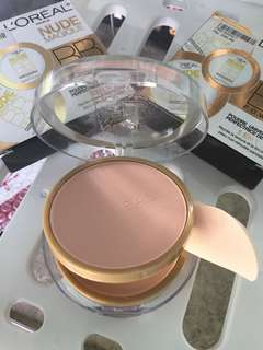LOREAL DUAL PRESSED POWDER