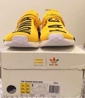 Human race yellow