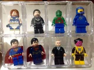 LEGO mini figures super heroes (authentic!!!)