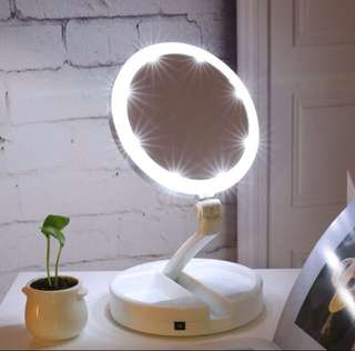 LED vanity mirror make up mirror