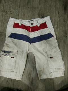 Authentic Aston Martin Racing By Hackett Shorts