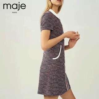 Maje one-piece dress