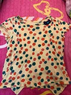 女童T-shirt