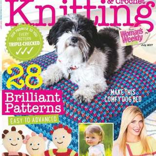 Knitting And Crochet 28 Brilliant Patterns