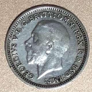1933年大英帝國銀幣