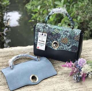 Tas zara original new