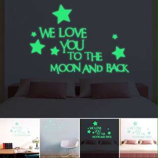 Peel Able Wall Stickers Family House Home Decor