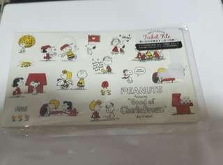 🚚 集劵夾【Snoopy 】