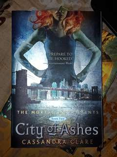 The Mortal Instruments: City of Ashes by Cassandra Clare