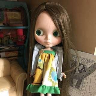 🚚 🎀碧麗絲Blythe午茶小布復刻版💎含娃衣服(不含鞋)