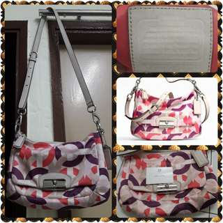 Prelove COACH crosbody bag