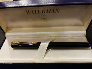 Waterman ballpoint pen