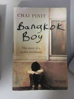 Bangkok Boy by Chai Pitt