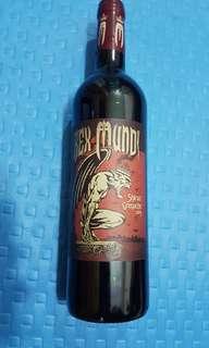 Rex Mundi Shiraz Grenache 2015 Red Wine