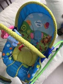 Pliko Baby Rocker Chair
