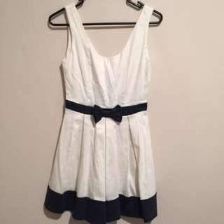 Sailor Style Cotton dress