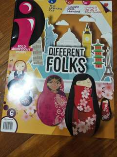 Different folks issue 6
