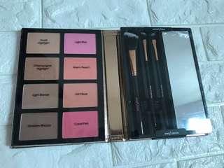 Blush and bronze kit