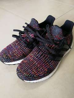(UK8) adidas Ultra Boost 3.0 Multi-Color