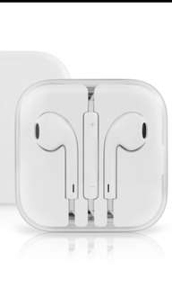 $15Original Apple EarPods with 3.5mm Strong Bass Headphone jack earphone earpiece