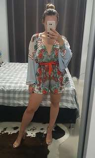 Alice McCALL Sublime Camille Playsuit RRP $360