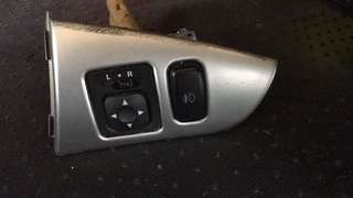 lancer glx fog lamp switch and side mirror switch