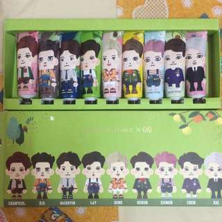 EXO HANDCREAM ( Nature republic) [SEALED]
