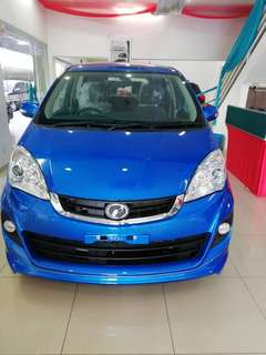 Myvi 1.5 Advance