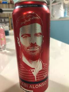 Collectible beer - Manuel Neuer/ Xabi Alonso