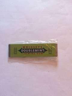 綠箭香口膠扣針