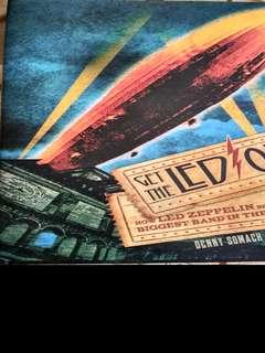 Led Zeppelin biography book