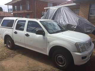 For sale holden rodeo ute