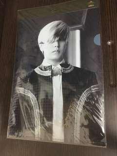 現貨⭐️ Super Junior 晟敏A4 file