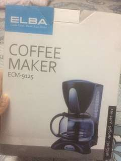 Elba Coffee Maker