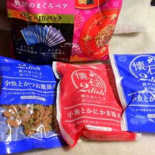 【日本懷石貓飼料餅乾】銷售超讚的。必買不可!