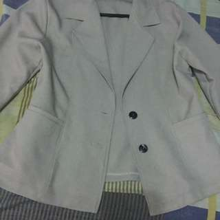 Casual elegance blazer