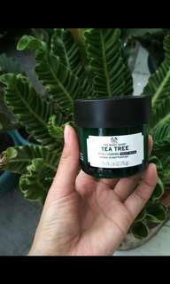 Night Mask Tea Tree The Body Shop