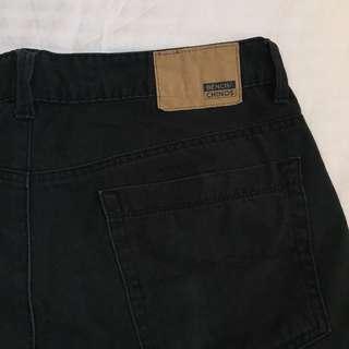 Black Maong shorts