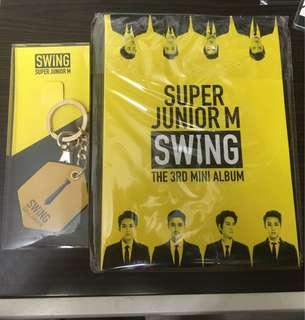 現貨⭐️ Super Junior M swing 周邊