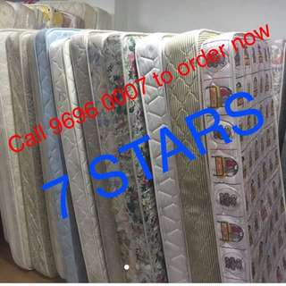 Used mattress Single size. Exporters welcome..
