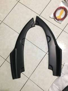 Civic Fc Rear Diffuser