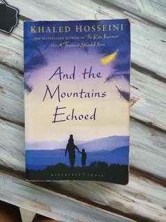 And the mountains echoed - Khalid Hosseini