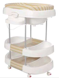 Mothercare Stripe Bath Dresser